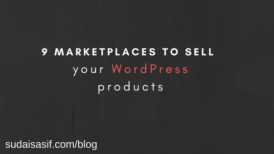 9 Marketplaces to Sell Your WordPress Products