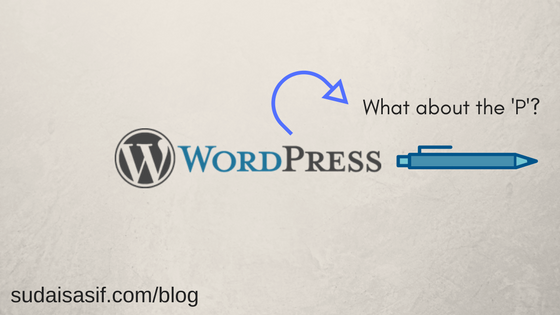 The capital_P_dangit() function in WordPress
