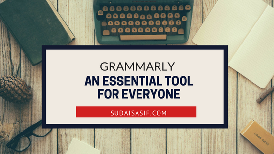 Grammarly – An Essential Tool for Everyone
